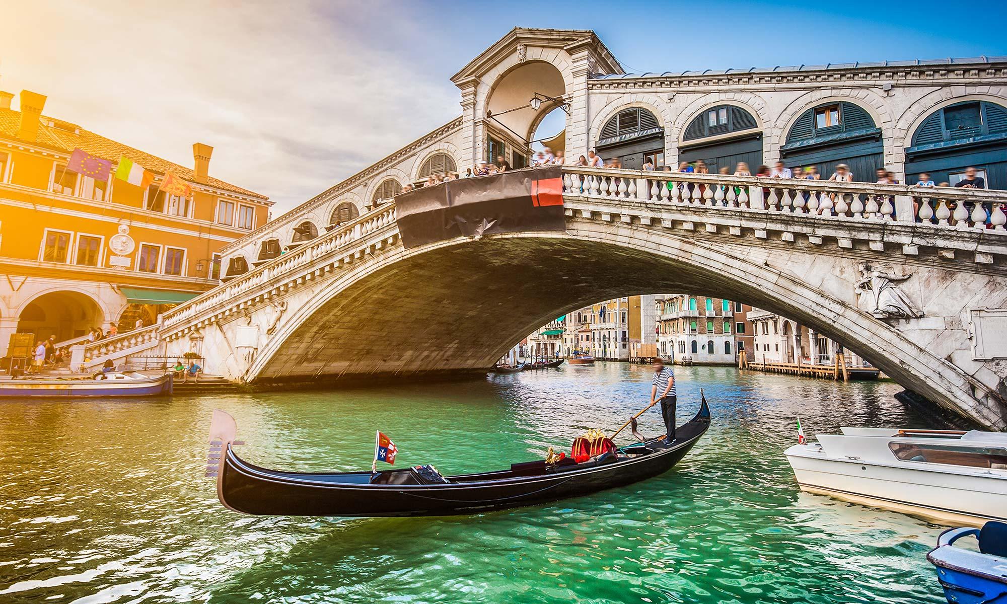 Venedig - reseguide till Italiens vackraste stad